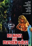 Dr. Jekyll y el Hombre Lobo - German Movie Poster (xs thumbnail)