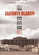 Elefante blanco - Argentinian Movie Poster (xs thumbnail)