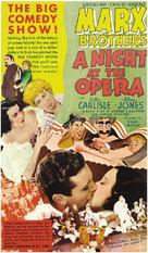 A Night at the Opera - poster (xs thumbnail)