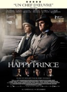 The Happy Prince - French Movie Poster (xs thumbnail)