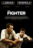 The Fighter - Dutch Movie Poster (xs thumbnail)