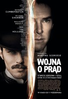 The Current War - Polish Movie Poster (xs thumbnail)