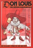 La folie des grandeurs - German DVD cover (xs thumbnail)