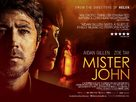 Mister John - British Movie Poster (xs thumbnail)