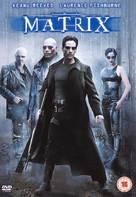The Matrix - British DVD cover (xs thumbnail)