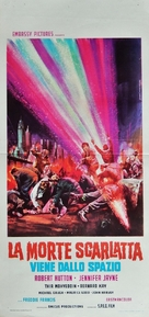 They Came from Beyond Space - Italian Movie Poster (xs thumbnail)