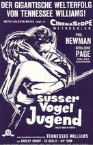 Sweet Bird of Youth - German Movie Poster (xs thumbnail)