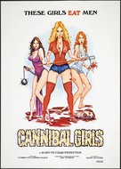 Cannibal Girls - Canadian Movie Poster (xs thumbnail)
