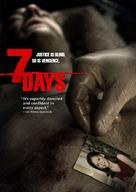 Les 7 jours du talion - DVD cover (xs thumbnail)