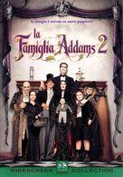 Addams Family Values - Italian DVD movie cover (xs thumbnail)