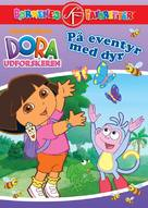 """Dora the Explorer"" - Swedish DVD movie cover (xs thumbnail)"