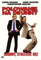 Wedding Crashers - Polish DVD movie cover (xs thumbnail)