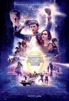 Ready Player One - Indonesian Movie Poster (xs thumbnail)