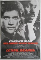Lethal Weapon - Turkish Movie Poster (xs thumbnail)