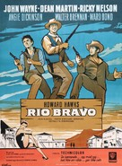 Rio Bravo - Danish Movie Poster (xs thumbnail)