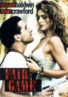 Fair Game - DVD cover (xs thumbnail)