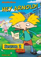 """""""Hey Arnold!"""" - DVD movie cover (xs thumbnail)"""