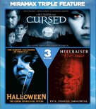 Cursed - Blu-Ray movie cover (xs thumbnail)