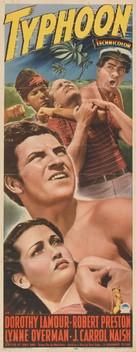Typhoon - Movie Poster (xs thumbnail)