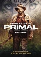 Primal - Canadian DVD movie cover (xs thumbnail)