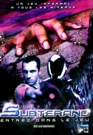 Subterano - French Movie Cover (xs thumbnail)