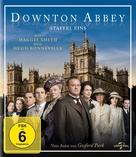 """Downton Abbey"" - German Blu-Ray movie cover (xs thumbnail)"