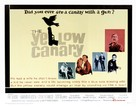 The Yellow Canary - Movie Poster (xs thumbnail)