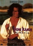 Don Juan DeMarco - Spanish Movie Poster (xs thumbnail)
