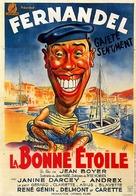 Bonne ètoile, La - French Movie Poster (xs thumbnail)