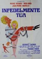 On aura tout vu - Italian Movie Poster (xs thumbnail)
