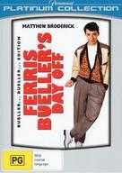 Ferris Bueller's Day Off - Australian Movie Cover (xs thumbnail)