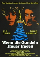 Don't Look Now - German Movie Poster (xs thumbnail)