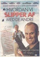 Hvordan vi slipper af med de andre - Danish Movie Poster (xs thumbnail)