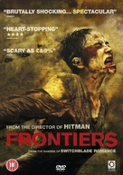 Frontière(s) - British DVD movie cover (xs thumbnail)