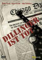 Dillinger è morto - German Movie Cover (xs thumbnail)