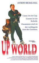 A Gnome Named Gnorm - German VHS movie cover (xs thumbnail)