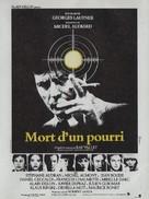 Mort d'un pourri - French Movie Poster (xs thumbnail)