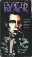 Fade to Black - VHS cover (xs thumbnail)