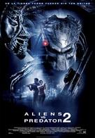 AVPR: Aliens vs Predator - Requiem - Spanish Movie Poster (xs thumbnail)