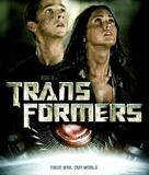Transformers - Blu-Ray cover (xs thumbnail)
