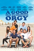 A Good Old Fashioned Orgy - DVD movie cover (xs thumbnail)