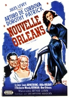 New Orleans - French Movie Poster (xs thumbnail)