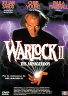 Warlock: The Armageddon - French Movie Cover (xs thumbnail)