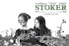 Stoker - British Movie Poster (xs thumbnail)
