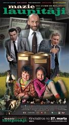 Mazie laupitaji - Latvian Movie Poster (xs thumbnail)