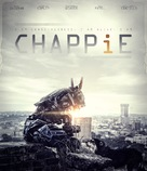 Chappie - Movie Cover (xs thumbnail)
