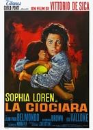 La ciociara - Italian Movie Poster (xs thumbnail)