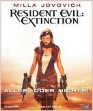 Resident Evil: Extinction - Swiss Movie Poster (xs thumbnail)