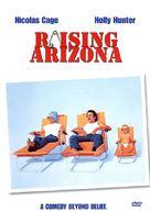 Raising Arizona - DVD cover (xs thumbnail)