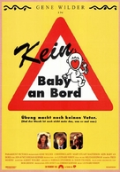 Funny About Love - German Movie Poster (xs thumbnail)